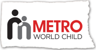 Metro World Child Logo